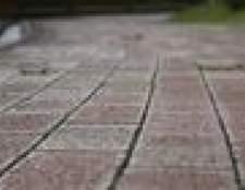 Como instalar 18 pavers pátio polegadas