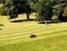 Como instalar um gramado tractor cinto de convés 46 polegadas artesão