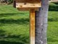 Como instalar uma caixa de correio