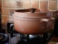Como instalar uma linha de propano para um fogão