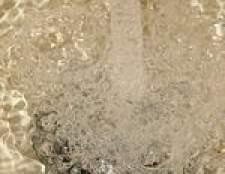 Como instalar um filtro de água pur