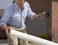 Como instalar um cano de esgoto de ventilação fora