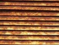 Como instalar um registo parede em um duto de calor