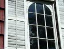Como instalar construtores inc borda. persianas exteriores