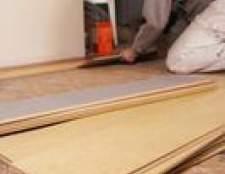 Como instalar barreira de vapor poli para pisos laminados