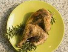 Como manter suculento frango quando aquecer