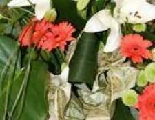 Como manter as flores do casamento fresco