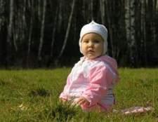 Como a tricotar um chapéu de cordão umbilical