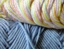 Como alterar os padrões de malha de crochê