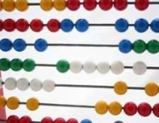 Como aprender matemática básica on-line para crianças
