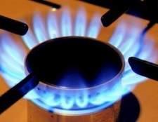 Como a luz de um fogão a gás cozinheiro chefe