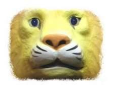 Como fazer máscaras de animais em 3D