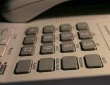 Como fazer uma chamada de conferência a partir de um telefone fixo
