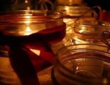 Como fazer uma receita caseira para fragrância velas de soja