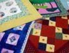 Como fazer uma colcha de xale de oração