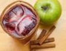 Como fazer uma maçã washington