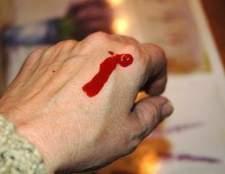 Como fazer sangue falso no Adobe Photoshop