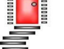 Como fazer do Flash CS3 portas abrir e fechar interativos