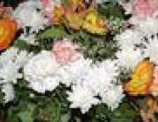 Como fazer desenhos florais em massa