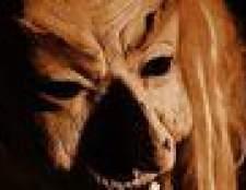 Como fazer assustador, nojento máscaras de Halloween