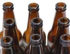 Como fazer coisas fora de garrafas de cerveja