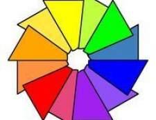 Como fazer com que o ouro de cor em uma roda de cor