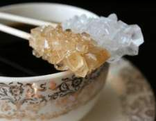 Como fazer cristais de água