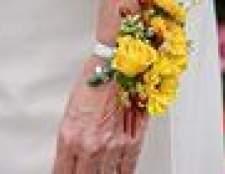 Como fazer corsages casamento e boutonnieres