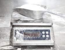 Como medir a farinha sem escalas
