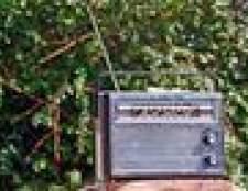 Como monitorar um rádio de ondas curtas de um computador