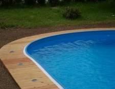Como mover um sistema séptico para colocar em uma piscina inground