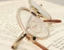 Como obter custom made lentes para óculos de vintage