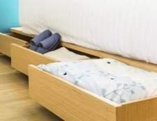 Como organizar um quarto sem roupeiro