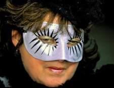 Como pintar máscaras