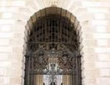Como pintar portões de metal