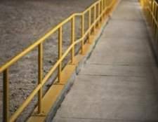 Como planejar uma rampa de deficiência para uma residência de acordo com ada