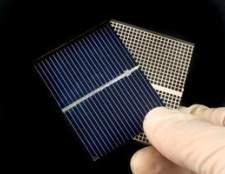 Como para alimentar motores elétricos com painéis solares