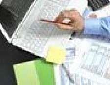 Como preparar uma declaração formato de contribuição de renda