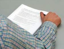 Como preparar uma declaração de decisão