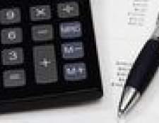 Como preparar uma planilha de contabilidade
