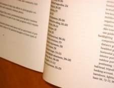 Como colocar um número de página no OpenOffice