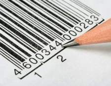 Como colocar os dados em um código de barras