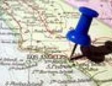 Como ler um mapa thomas guia