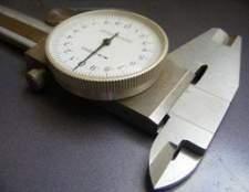 Como ler e medir com micrômetros e pinças