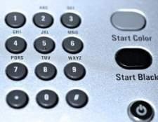 Como receber faxes usando um magicjack