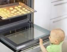 Como recobrir um forno de auto-limpeza