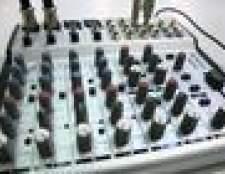 Como gravar usando um mixer behringer
