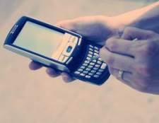 Como enviar mensagem de texto como um fax com um telefone celular