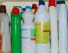 Como a reciclagem de garrafas de detergente de lavandaria