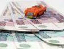 Como para refinanciar um automóvel com crédito ruim